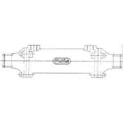 I083-255-1  - Gearbox oil cooler (ex 18363)