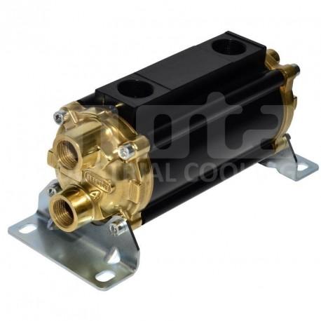 E065-161-4/CN Hydraulic oil cooler, Copper-nickel tubes version