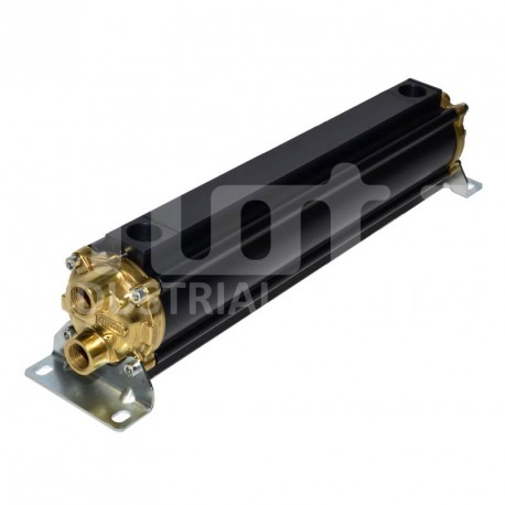E065-411-4/CN Hydraulic oil cooler, Copper-nickel tubes version