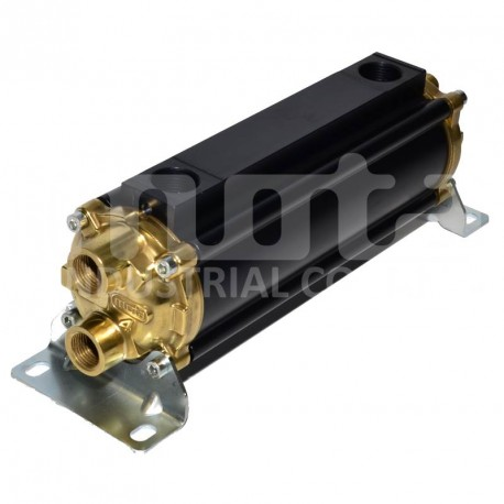 E065-241-4/CN Hydraulic oil cooler, Copper-nickel tubes version
