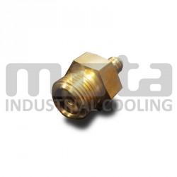 Bouchon Drain automatique pour échangeur d'air (intercooler)