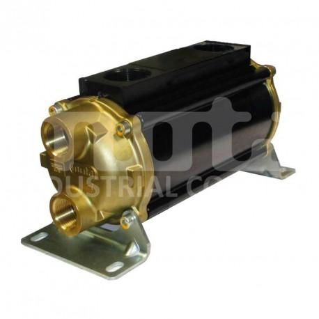 E110-241-4/CN Hydraulic oil cooler, copper-nickel tubes version