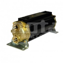 E110-330-4/CN Hydraulic oil cooler, copper-nickel tubes version