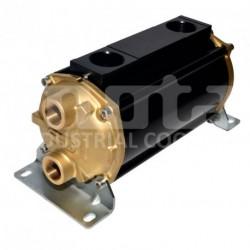 E135-283-4/CN, Hydraulic oil cooler, copper-nickel version