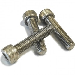 Screw Chc M6x15 zinc plated iron