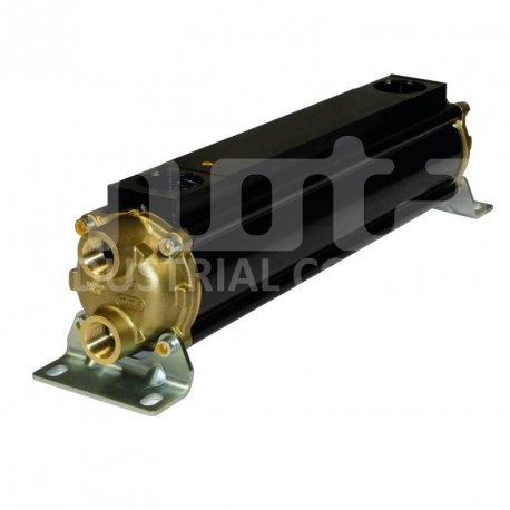 E083-411-4 Hydraulic oil cooler, standard version