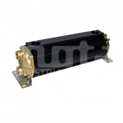 E135-411-4, Hydraulic oil cooler, standard version