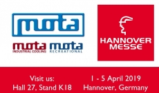 MOTA at HANNOVER MESSE 2019 exhibition