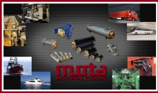 Shell & tubes heat exchangers and oil coolers from MOTA